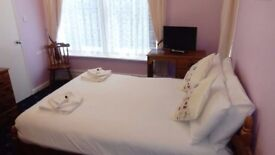 Spacious double rooms to rent in Boscombe