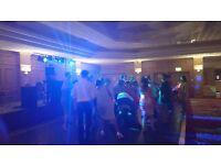 Professional Wedding & party DJ, party games, Hammond Studios