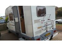 Swift 530LP 2 Birth Motorhome