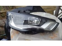 AUDI A3 - 8V - HEADLIGHT - DRIVERSIDE - (2013-2016)