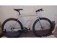 Amazing NO LOGO single speed/Fixie bicycle