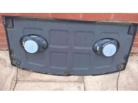 Corsa B Parcel shelf with Speakers Infinity Reference 9613i