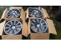 Bmw M3 E46 Genuine Wheels