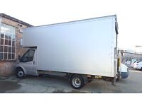 Quick Van - Man with a Luton Van