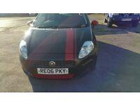 FIAT GRANDE PUNTO DIESEL 1.9. IN VERY EXELLENT CONDITION. 1YEAR MOT.