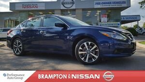 2016 Nissan Altima 2.5 SR *Paddle Shifters, 18 Alloy Wheels, Hea