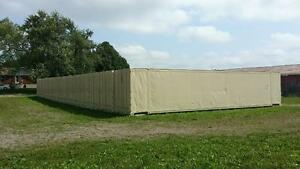 Containerized, Vehicle/Powersport/RV, Trailer Storage