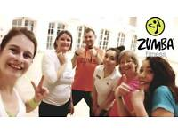 ZUMBA FITNESS classes in Dickens Heath and Sheldon