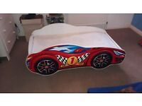 Racing Car toddler/infant bed