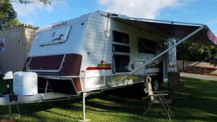 "Regal ""OFF ROAD"" Super Cruiser Caravan Tallai Gold Coast City Preview"