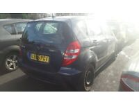Mercedes A150 For Breaking/Spares