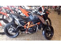 KTM Duke 690, exellent condition, lots extras