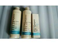 Avon Advance Techniques Shampoo Conditioner & Hair Serum
