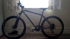 Hardrock Specialized bike for sale- size L
