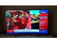 REDUCTION SAMSUNG UE55MU6220KXXU 55 Inch, 4K Ultra HD Certified, HDR, Smart, Curved TV