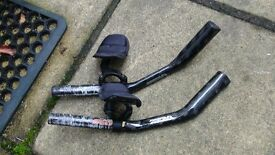 CARBON CLIP-ON TT BARS FOR SALE
