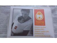 Hana Organic Baby Wrap Carrier