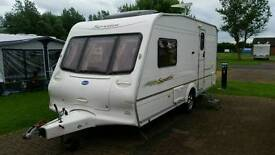 Bailey senator vermont 2 berth touring caravan