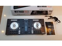 Numark mixtrack pro 3 DJ controller - excellent condition, original box