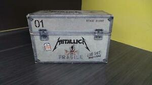 Coffret Metallica LIVE SHIT BINGE & PURGE