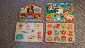 Wooden jigsaws 😊