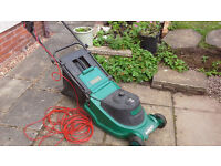 Qualcast T35 Turbo LAWNMOWER (***spares / repair***) at EH107HN