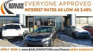 2011 Toyota Camry Hybrid Base (APPLY NOW DRIVE NOW)
