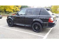 Range Rover Sport 2.7 Auto Diesel Sale /swap for LHD