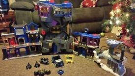 Batman toy set