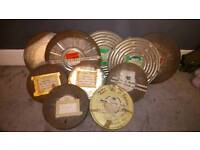 Rare collection of old films