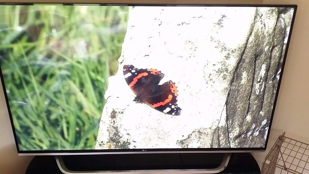 "LG 60"" Ultra 4k TV (60uf850v Model)"
