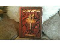 large warhammer book