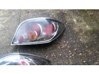 near side rear light for 307 peugeot 5 door hatch 2005