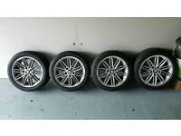 Bmw e87 1 series alloys