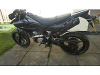 Yamaha wr125x 2012
