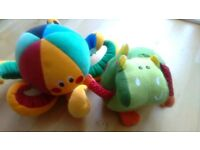 Mamas& Papas and Brio Soft Toys