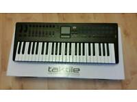Korg Taktile 49 midi controller keyboard like new condition