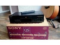 Sony CDP-XB720E