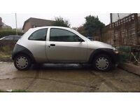 Silver Ford KA For Sale
