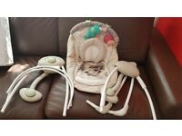 Bright stars Baby bouncer