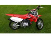2009 Honda CRF70F CRF 70 CRF70