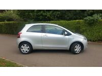 Toyota Yaris T3 VVT-i 1.3 3dr with installed Bluetooth