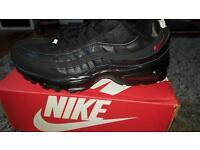 Brand new Nike Air 95s - Triple Black