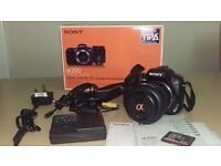 Sony Alpha 200 with DT 18-70mm F3.5-5.6 Zoom Lens