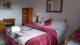 Very Comfortable Double Rooms for Professionals in Prestwick