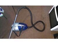 Panasonic MC-E6003 Bagless Vacuum Cleaner - Blue - 2 speeds - 1600W