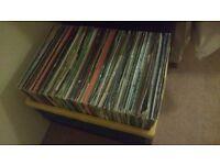 100s of vinyl's house/dance/techno/rave/ DJ job lot