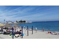 Costa del Sol Spain Exclusive apartment in Fuengirola centre 300m beach,