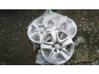 Genuine vauxhall wheel trims x4