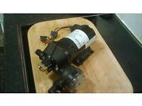 jabsco 12v supermax fresh water water pump